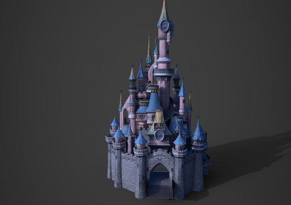 Disneyland Paris-AR project
