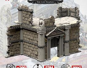 The Last Temples 3D print model