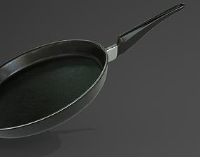 Frying Pan 3D model PBR