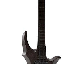 3D asset ECP Antellope Guitar