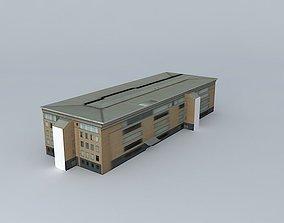 Abbey Nelson Street Bradford 3D model