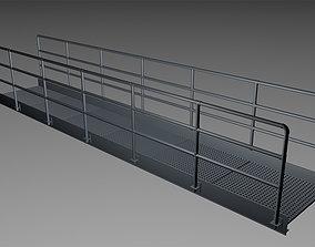 C4D catwalk 3D