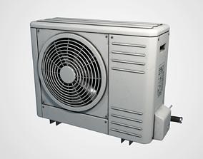Air Conditioner Split 3D model