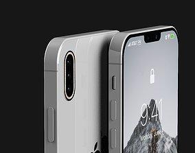 iPhone 11 max 2019 3D model