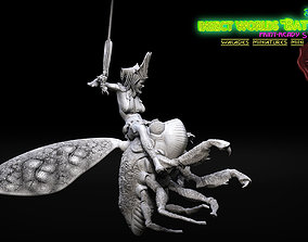 Insect world general 3D print model