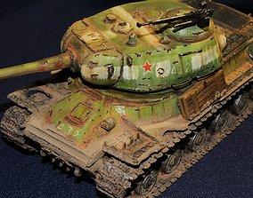 3D print model IS 2 Tanks