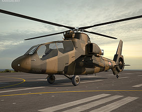 Kawasaki OH-1 3D