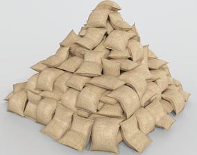 3D model Bags