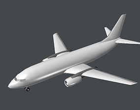 3D asset Airbus