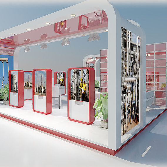 Exhibition Stand 031