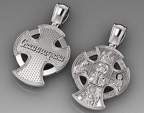 bracelet Cross 17 3D print model