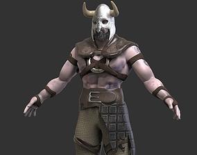 The Viking 3D asset