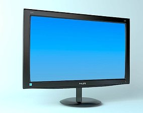 3D Philips Monitor