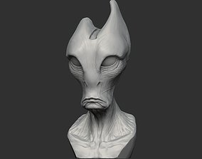 Mordin Solus from Mass effect 3D print model 3d