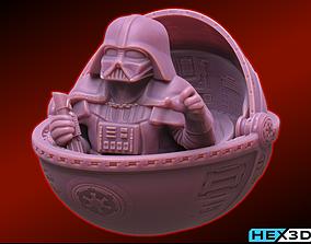 3D print model Baby Vader