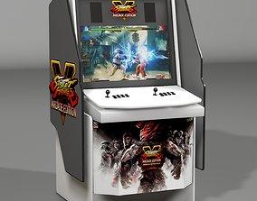 model Arcade 3D asset