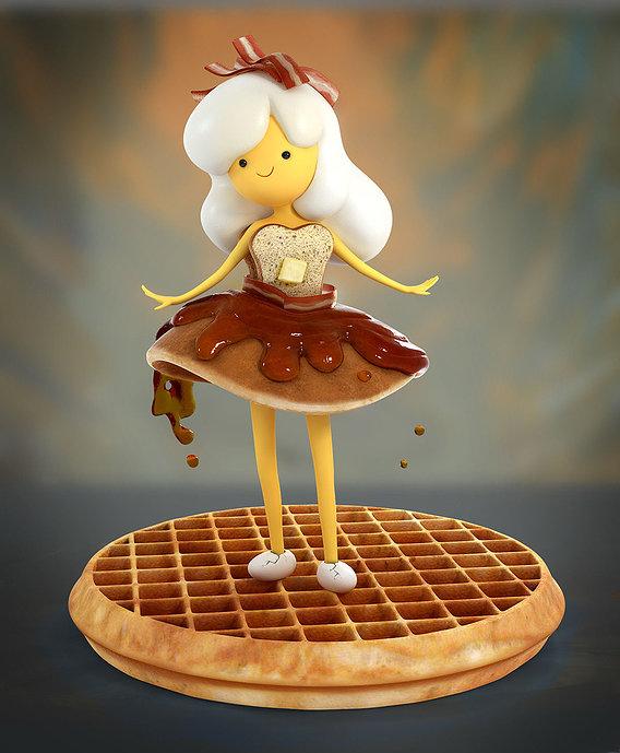 Breakfast Princess