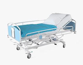 operation Hospital Bed 3D model