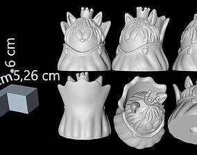 Mouse Princess 3D Print model