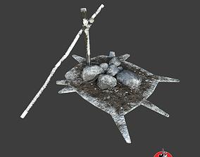 3D model Bon Fire Pit