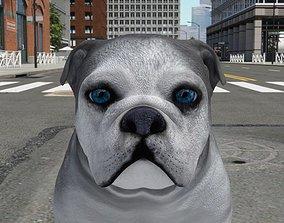 FBEX-010 Dog 3D model