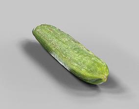 3D asset Cucumber