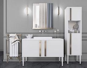 Mia Italia TRIBECA 07 Bathroom furniture 3D