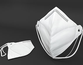Protection Mask 3D model