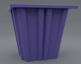 3D trash can 2