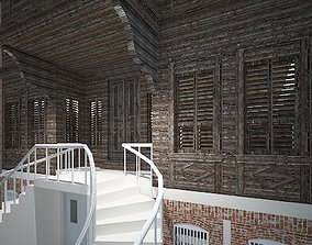 kiosk 3D ARCHITECTURAL PAVILION DESIGN realtime