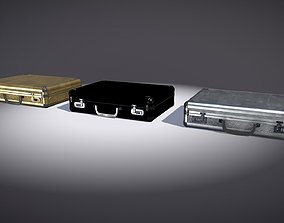 3D model suitcase 3