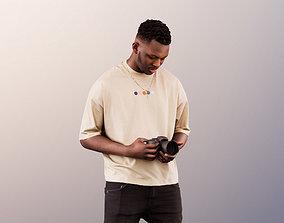 Danny 11736 - Casual guy checking his camera 3D