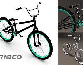 BMX Bicycle 3D