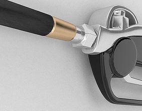 3D model OIL DISPENSER NOZZLE