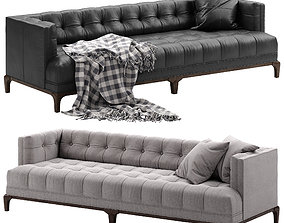 Crate and Barrel Dylan sofa 3D model