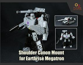 3D print model Shoulder Canon Mount for Transformers 1
