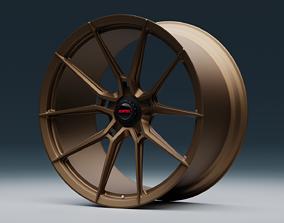 3D model vossen nf10