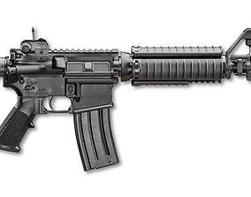 3D M4 Carabines