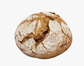 Loaf of Bread 003 food 3D