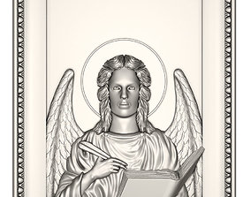 3D printable model Angel Icon Stl