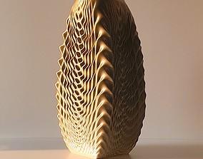 3D printable model shining Sculpture