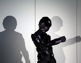 Skins 3 0 3D-printed modern armor set