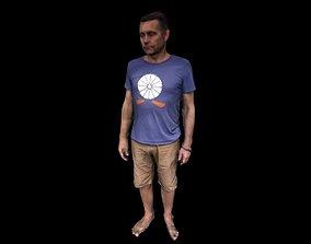3D printable model Printle Homme 084