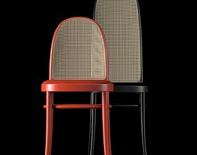 3D asset Thonet Morris Chair