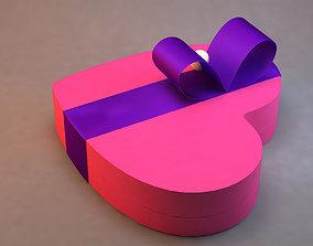 Heart Box 3D