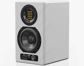 3D model Adam Audio ARTist 3 Gloss White