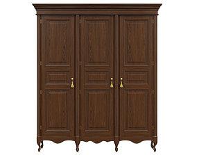 3D classic cabinet 01 08