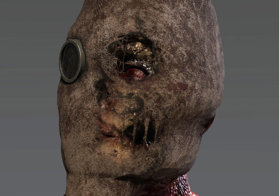 Gas Mask Zombie