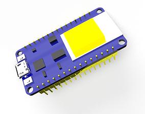 ESP8266 NODEMCU 3D print model hobby-diy