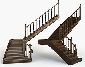 step Stairs 3D